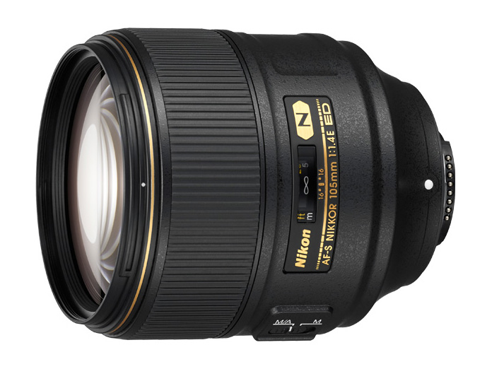 ニコン(Nikon)AF-S 105mm f/1.4E