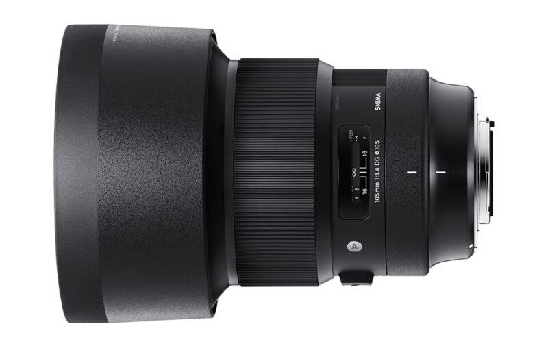 Sigma(シグマ) 105mm f/1.4 DG HSM