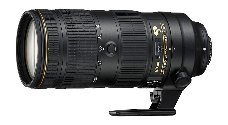 Nikon(ニコン) AF-S 70-200mm f/2.8E FL