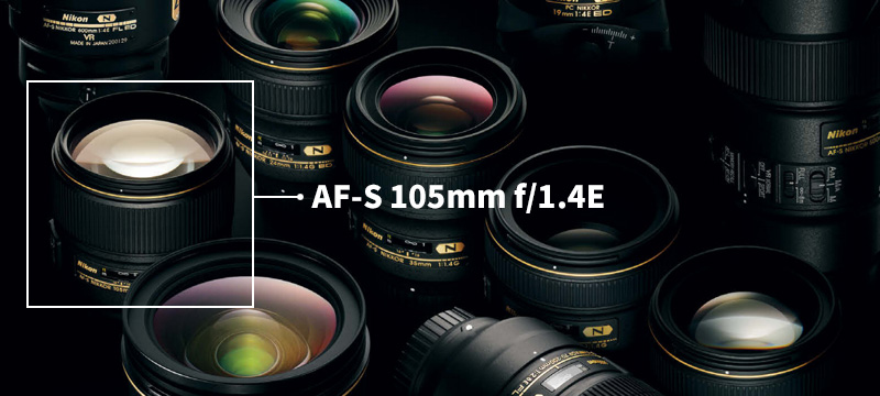 プロカメラマンのレンズレビュー「ニコン(Nikon)AF-S 105mm f/1.4E」