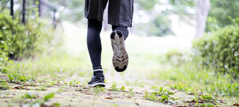 走り始めてから身体の変化
